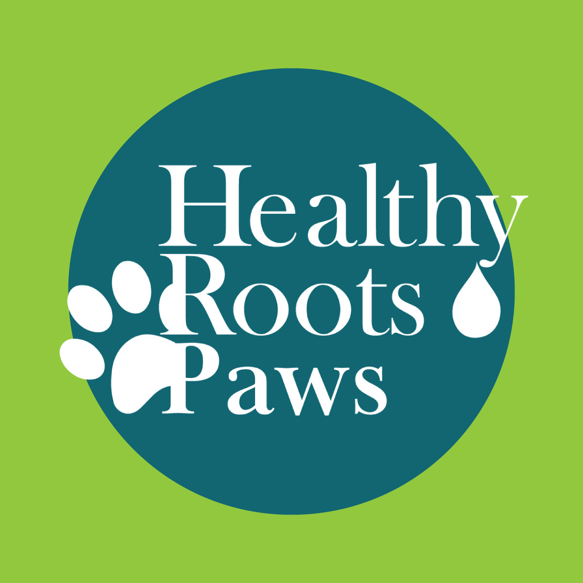 Healthy Roots Paws